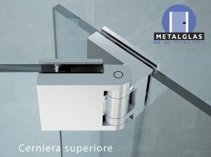Metalglas glass system