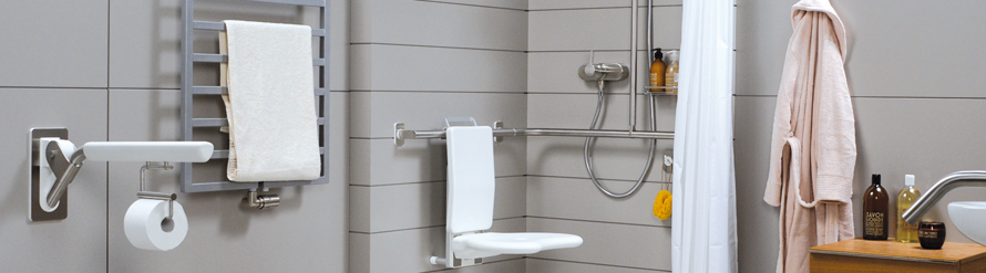 Lehnen accessible bathroom accessories